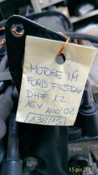 Motore DHF Ford  Fiesta del 2002 1242cc. 1.2 16 V  da autodemolizione