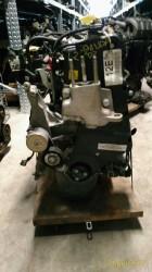 Motore 188A4.000 Da Fiat  Panda del 2007 1242cc. 1.2 Usato da autodemolizione
