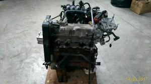 Motore 169A4.000 Da Fiat  Grande Punto del 2011 1242cc. 1.2 Usato da autodemolizione