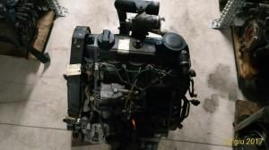 Motore 1Z Da Volkswagen  Golf del 1994 1896cc. 1.9 TDI Usato da autodemolizione