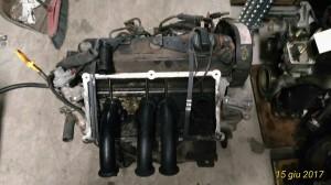 Motore ASX Volkswagen  Polo del 2000 1896cc. 1.9 D  da autodemolizione