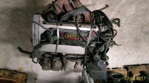 Motore F7PE7 Da Renault  Clio del 1994 1764cc. 1.8 16V Usato da autodemolizione