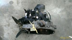 Cambio Da Renault  Megane del 2004 1461cc. 1.5 DCI Usato da autodemolizione