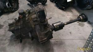 Cambio Da Lancia  Dedra del 1991 1995cc. 2.0 4x4 Usato da autodemolizione