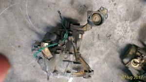 Cambio Da Fiat  Punto del 1996 1372cc. 1.4 T 8V GT Usato da autodemolizione