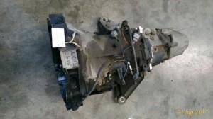Cambio Audi  A6 del 1999 2496cc. 2.5 V6  da autodemolizione