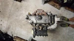 Motore KFW Peugeot  206 del 2004 1360cc. 1.4 8V  da autodemolizione