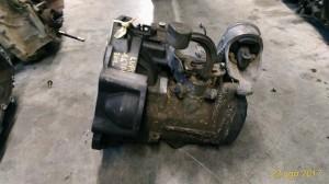 Cambio Volkswagen  Lupo del 2001 1422cc. 1.4 TDI 6V  da autodemolizione