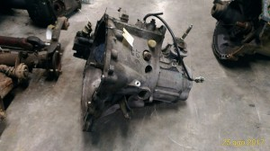 Cambio Da Peugeot  206 del 1999 1868cc. 1.9 D Usato da autodemolizione