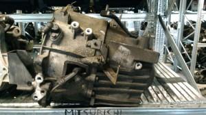 Cambio Mitsubishi  Space Star del 2001 1870cc. 1.8 D  da autodemolizione