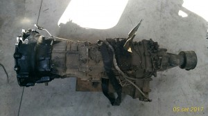 Cambio Mitsubishi  Pajero del 1994 2835cc. 2.8 D  da autodemolizione