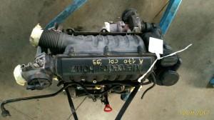 Motore 668940 Da Mercedes-Benz  A 170 del 1999 1689cc. 1.7 CDI 8V Usato da autodemolizione