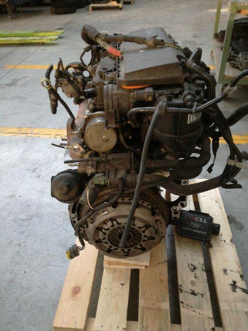 Motore F6JA Da Ford  Fusion del 2004 1400cc.  Usato da autodemolizione
