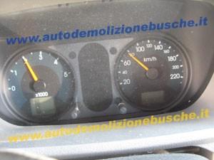 Quadro Strumenti Ford  Fusion del 2002 1399cc.   da autodemolizione