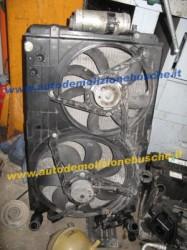 Ventola Radiatore Volkswagen  Golf 4 del 2002 1896cc.   da autodemolizione
