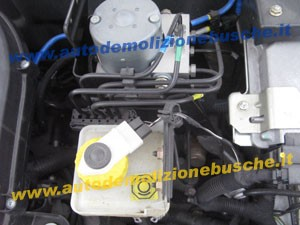 Centralina Abs Fiat  600 del 2005 1108cc.   da autodemolizione