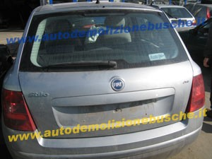 Portellone Fiat  Stilo  del 2004 da autodemolizione