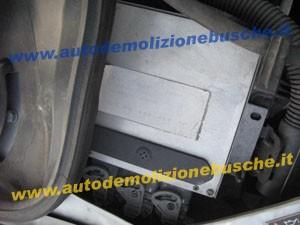 Centralina Motore Peugeot  206 del 2002 1124cc.   da autodemolizione