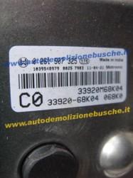 Centralina Motore 0261S07325 Suzuki  Alto del 2011 996cc.   da autodemolizione