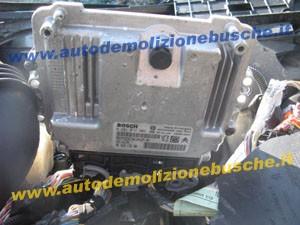 Centralina Motore BOSCH 0281012984 Peugeot  407 del 2007 1560cc.   da autodemolizione