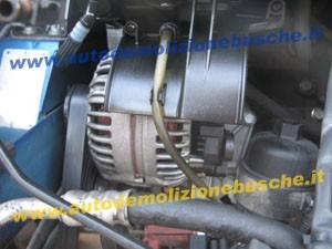 Alternatore bosch 9646321880 Peugeot  307 del 2005 2000cc.   da autodemolizione