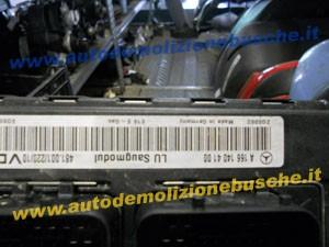 Motorino Avviamento VALEO 00051512101 Mercedes-Benz  A 160 del 2000 1600cc.   da autodemolizione