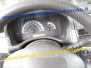 Quadro Strumenti Fiat  Punto del 2001 1242cc.   da autodemolizione