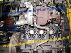 Turbina GARRET GT1745D H114315 Mitsubishi  Space Star del 2006 1870cc.   da autodemolizione