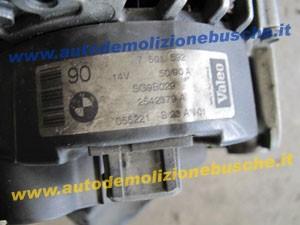 Alternatore DENSO.MS1022118570 Bmw  Z3 del 2001 2171cc.   da autodemolizione