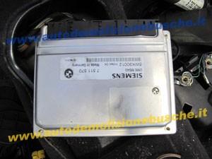 Centralina Motore SIEMENS 5WK90012  DME MS43 7511570 Bmw  Z3 del 2001 2171cc.   da autodemolizione
