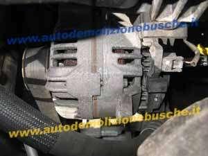 Alternatore BOSCH 0124325139 Renault  Clio del 2006 1149cc.   da autodemolizione
