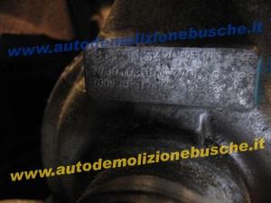 Turbina GARRET GT1544 7700108030 7700107795 700830 Renault  Megane Scenic del 1999 1870cc.   da autodemolizione