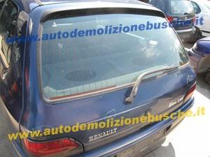 Portellone Renault  Clio  del 1994 da autodemolizione