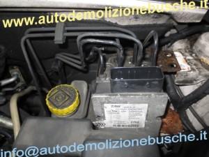 Centralina Abs TRW EBC430EV 13509004K Lancia  Ypsilon del 2005 1248cc. MJET  da autodemolizione