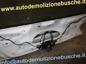 Portellone Peugeot  208  del 2013 da autodemolizione