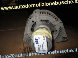 Alternatore BOSCH 0123320057 Saab  900 del 1997 2000cc. SE  da autodemolizione