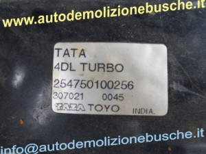 Radiatore Acqua 254750100256 Tata  Pick Up del 2004 1948cc. TD  da autodemolizione