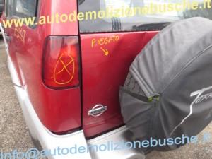 Portellone Nissan  Terrano Ii  del 1999 da autodemolizione