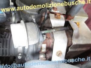 Turbina Garrett CG2284 1441176100 Nissan  Terrano Ii del 1999 2668cc.   da autodemolizione
