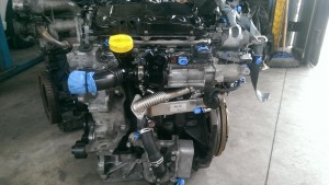 Motore M9R Renault  Laguna del 2009 2cc.   da autodemolizione