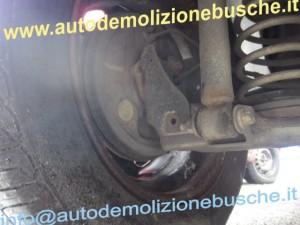 Ponte Posteriore Opel  Corsa del 2007 1248cc. CDTI 16V  da autodemolizione