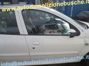 Portiera Anteriore Destra Peugeot  206 PLUS del 2010 da autodemolizione