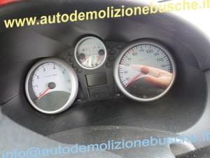 Quadro Strumenti MAGNETI MARELLI  Peugeot  206 del 2010 1124cc.   da autodemolizione