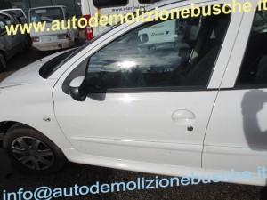 Portiera Anteriore Sinistra Peugeot  206 PLUS del 2010 da autodemolizione