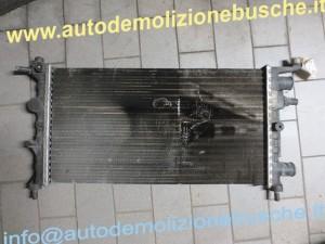 Radiatore Acqua 90531547 Opel  Corsa del 1998 973cc.   da autodemolizione