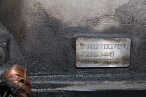 Cambio Mercedes-Benz  E 270 del 1999 2700cc.   da autodemolizione