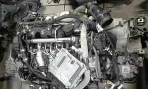 Motore 4HL Citroen  C5 del 2009 2200cc.   da autodemolizione