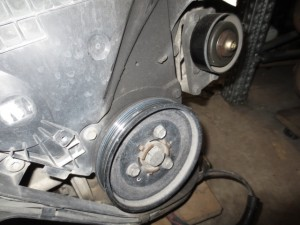 Motore HFZ Peugeot  206 del 1999 1124cc.   da autodemolizione