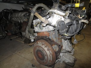 Motore AR33201 Alfa Romeo  156 del 1999 1747cc.   da autodemolizione
