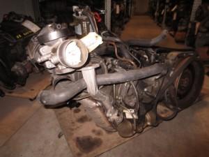 Motore 668940 Da Mercedes-Benz  A 170 del 1999 1700cc.  Usato da autodemolizione